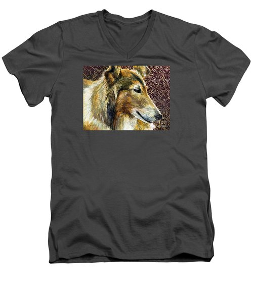 Gentle Spirit - Reveille Viii Men's V-Neck T-Shirt