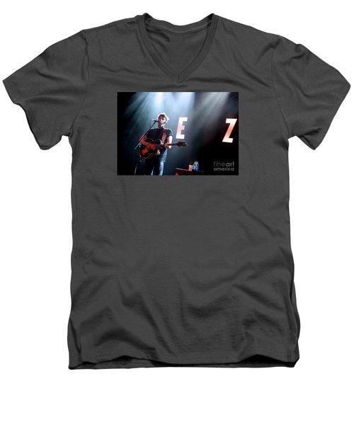George Ezra Men's V-Neck T-Shirt