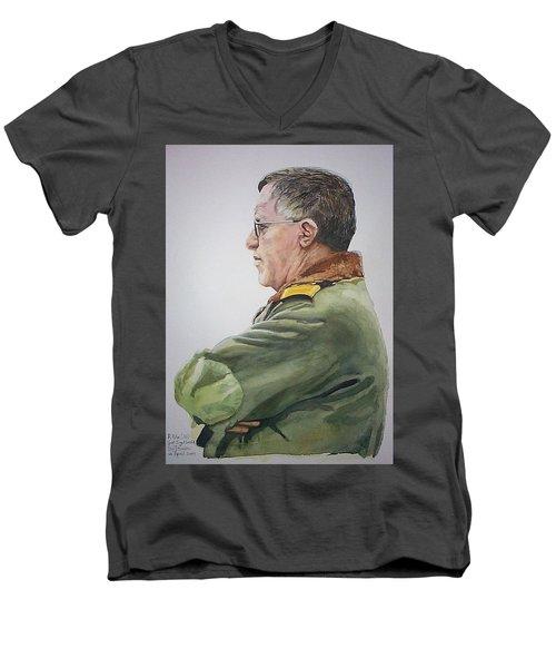 Gert Men's V-Neck T-Shirt