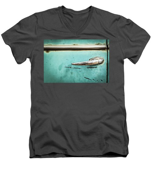 Get A Handle On It Men's V-Neck T-Shirt