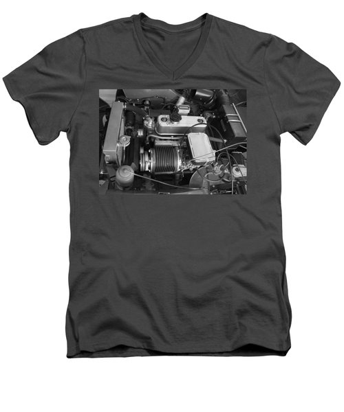 Getting The Most From A Samll Engine Men's V-Neck T-Shirt