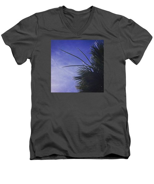 Getting To The Point Men's V-Neck T-Shirt