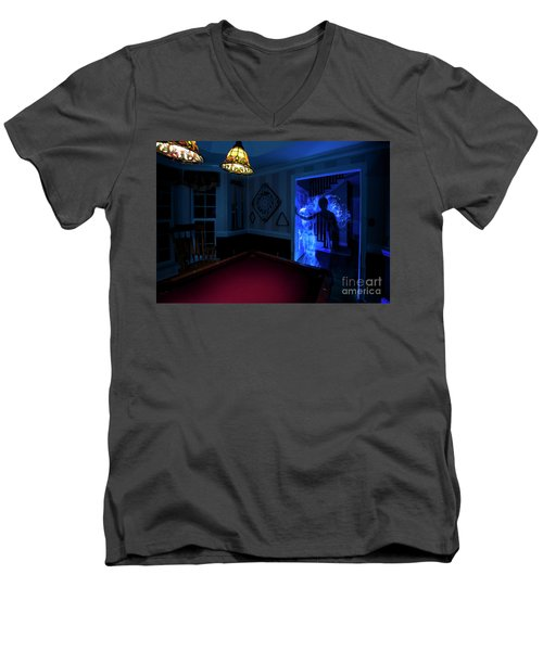 Ghost Of The Parlor Men's V-Neck T-Shirt