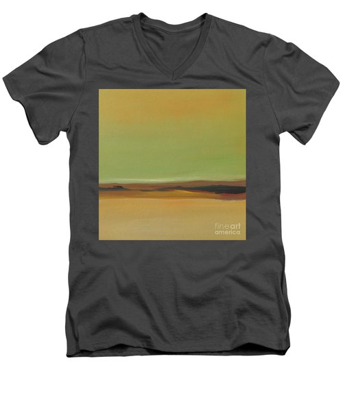 Ghost Ranch Men's V-Neck T-Shirt
