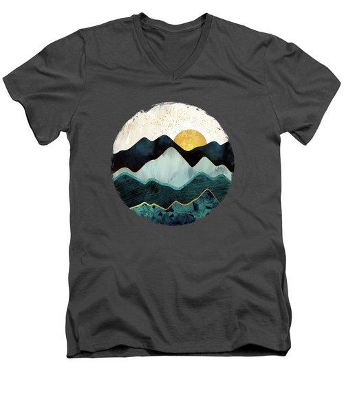 Glacial Hills Men's V-Neck T-Shirt