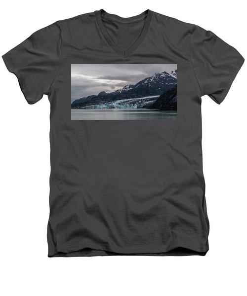 Glacier Bay Men's V-Neck T-Shirt