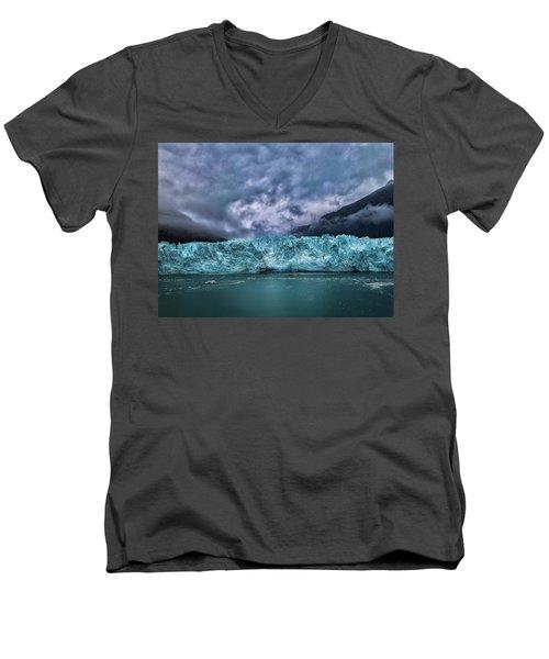 Glacier Men's V-Neck T-Shirt