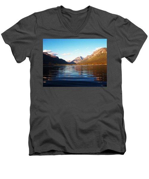 Glacier National Park 7 Men's V-Neck T-Shirt