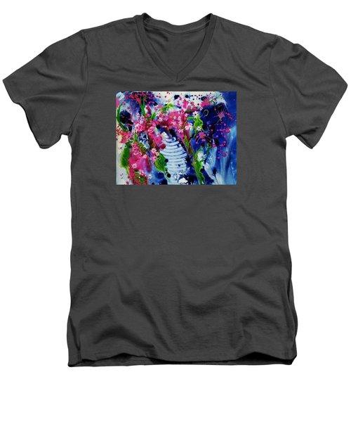 Gladys Delights Men's V-Neck T-Shirt