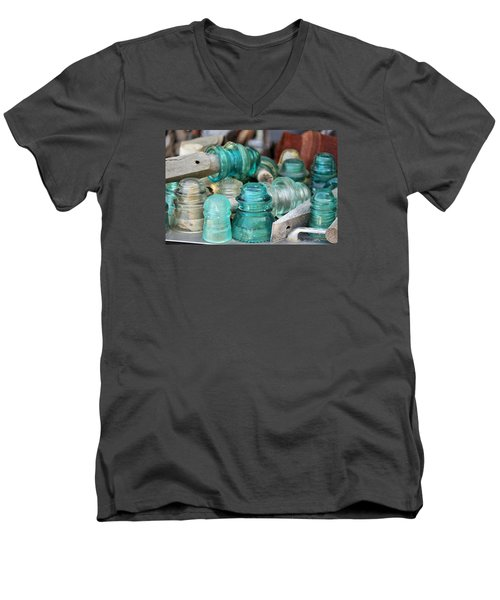 A Whole Bunch Men's V-Neck T-Shirt
