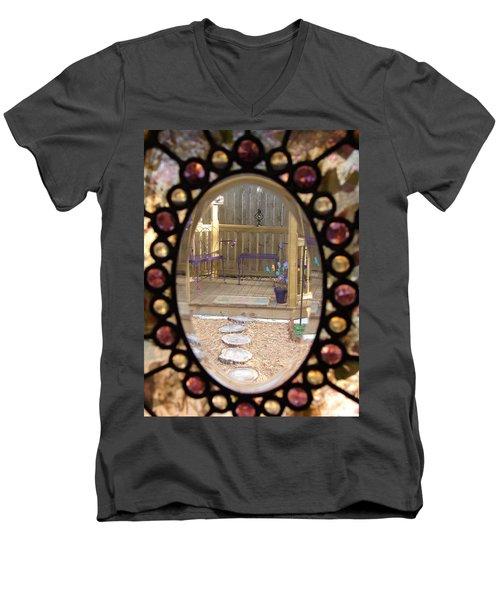Glass Menagerie Men's V-Neck T-Shirt