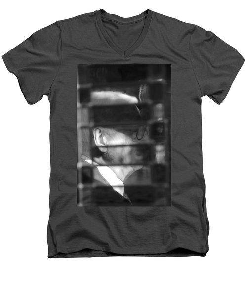 Glazed Men's V-Neck T-Shirt