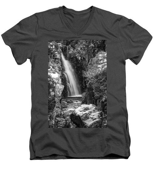 Glen Brittle Men's V-Neck T-Shirt