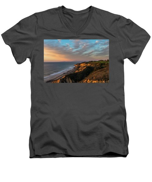 Gliderport North Men's V-Neck T-Shirt