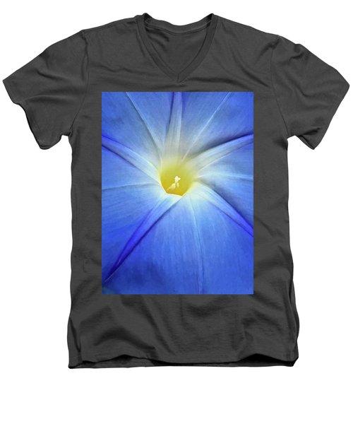 Glorious Morning Men's V-Neck T-Shirt