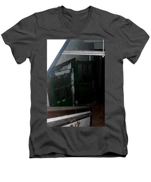 Going Down... Men's V-Neck T-Shirt