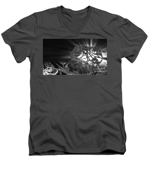 Going To Pieces Men's V-Neck T-Shirt