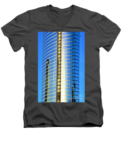 Going Up Nashville2 Men's V-Neck T-Shirt
