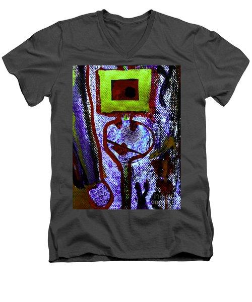 Golden Child-4 Men's V-Neck T-Shirt