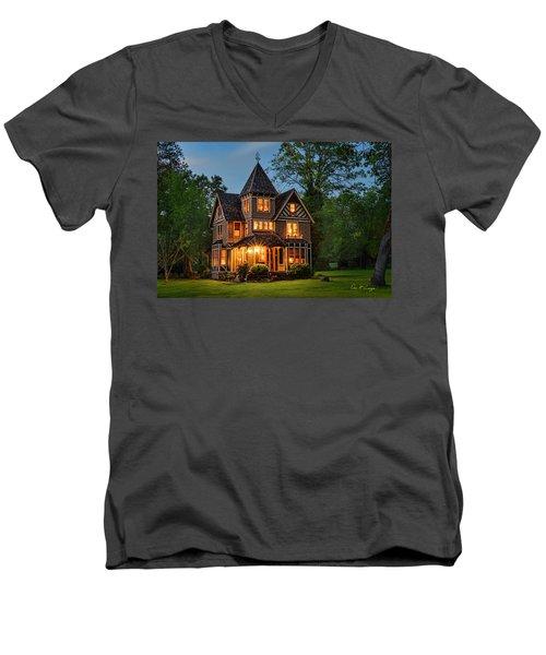 Enchanting Dream Men's V-Neck T-Shirt