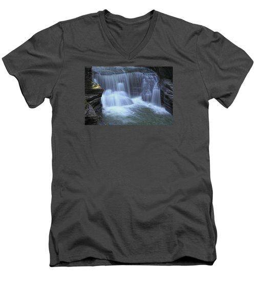 Golden Ledge Men's V-Neck T-Shirt