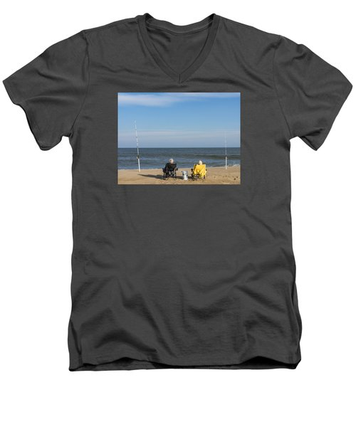 Golden Years Men's V-Neck T-Shirt