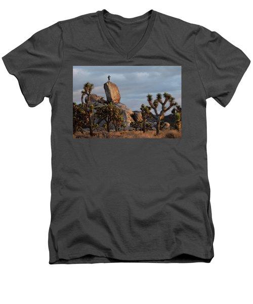 Goldie Dawn Men's V-Neck T-Shirt