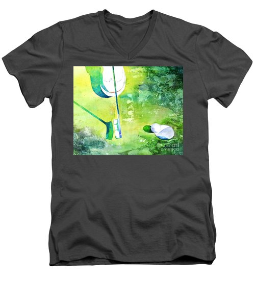 Golf Series - Finale Men's V-Neck T-Shirt
