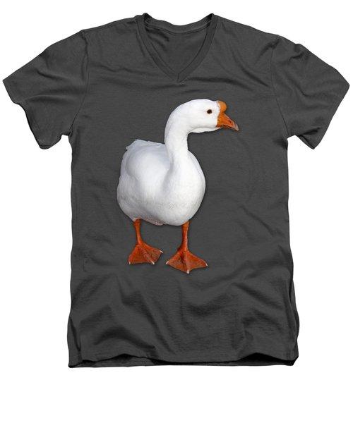 Goose Me Men's V-Neck T-Shirt