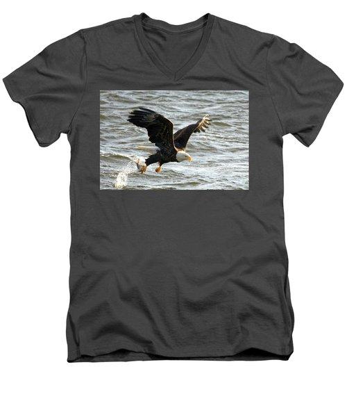 Gotcha Men's V-Neck T-Shirt