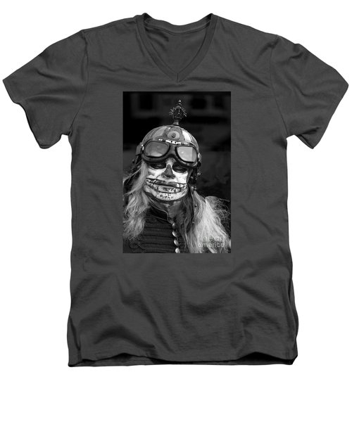 Gothic Warrior Men's V-Neck T-Shirt