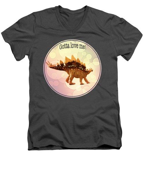 Gotta Love Me Men's V-Neck T-Shirt