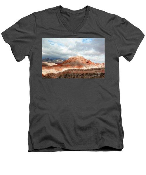 Grace And Goodness Men's V-Neck T-Shirt
