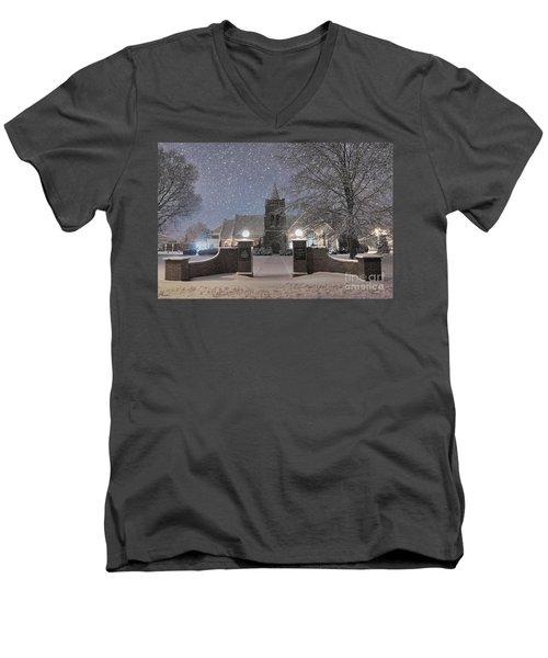 Graham Presbyterian Church Men's V-Neck T-Shirt