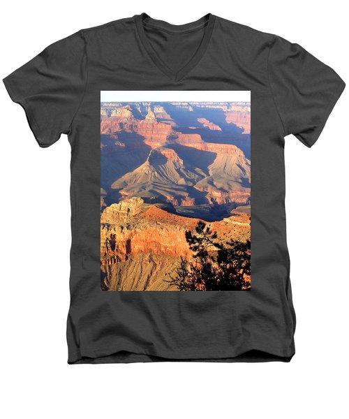 Grand Canyon 50 Men's V-Neck T-Shirt