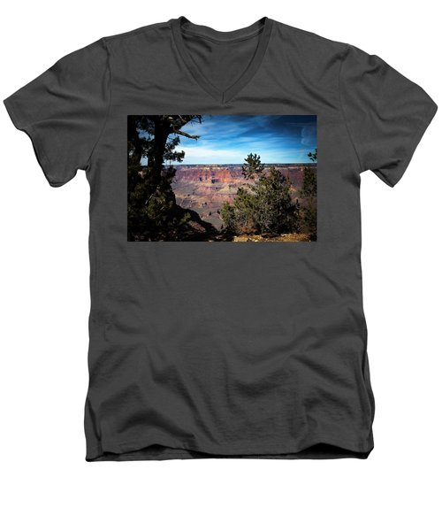 Grand Canyon, Arizona Usa Men's V-Neck T-Shirt