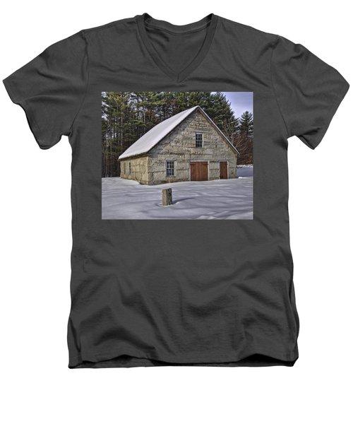 Granite House Men's V-Neck T-Shirt