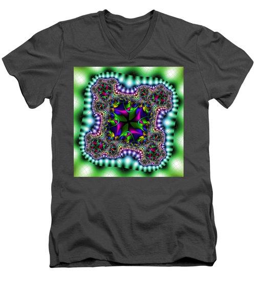Grapperana Men's V-Neck T-Shirt