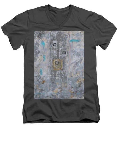 Gray Matters 11 Men's V-Neck T-Shirt
