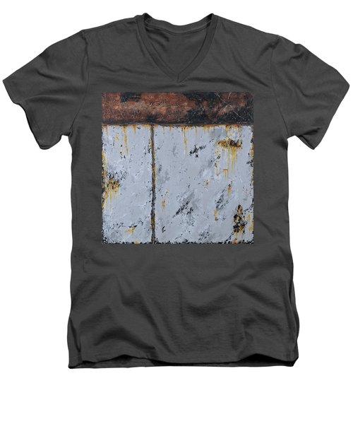 Gray Matters 14 Men's V-Neck T-Shirt