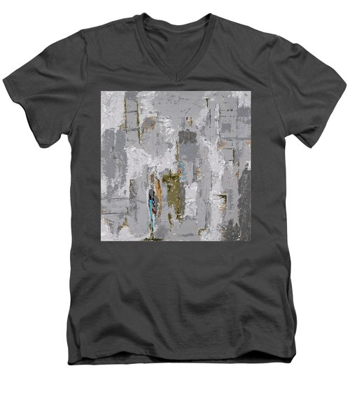 Gray Matters 9 Men's V-Neck T-Shirt
