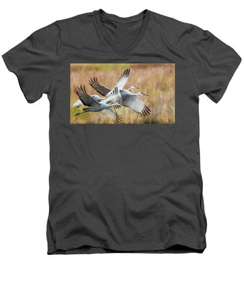 Great Migration  Men's V-Neck T-Shirt