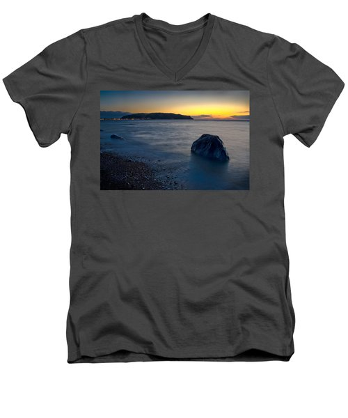 Great Orme, Llandudno Men's V-Neck T-Shirt