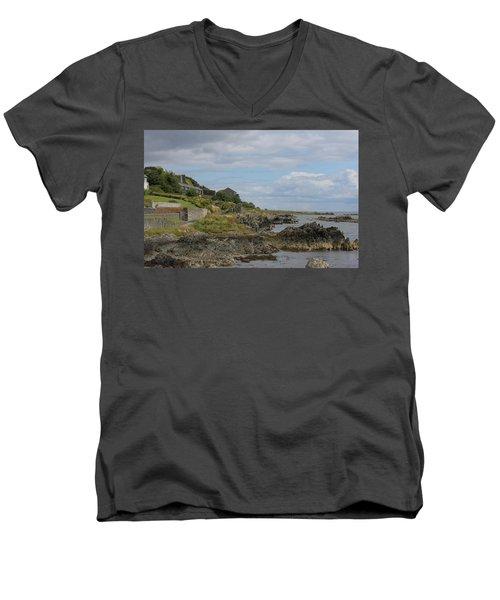 Greencastle 4138 Men's V-Neck T-Shirt