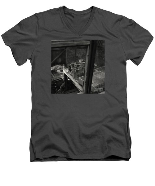 Greenhouse Men's V-Neck T-Shirt