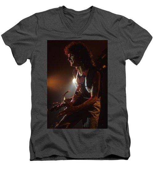 Greg Davis  Men's V-Neck T-Shirt