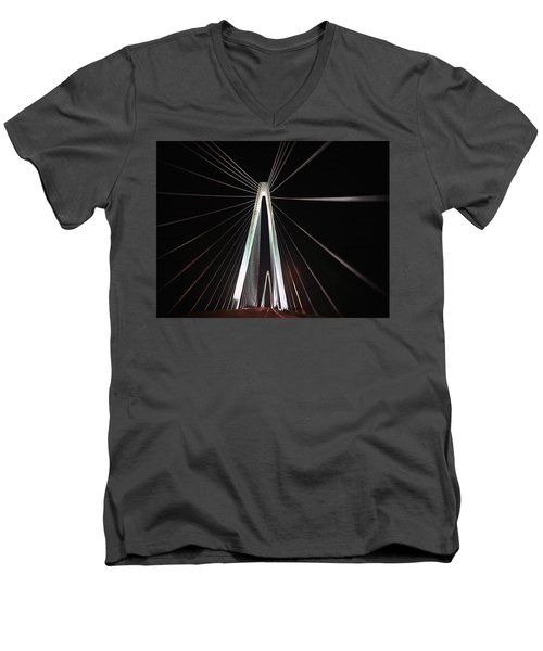 Gregs Bridge Men's V-Neck T-Shirt
