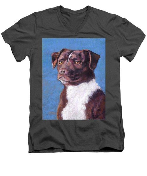 Gretchen Men's V-Neck T-Shirt