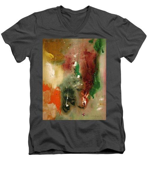 Ground Zero Men's V-Neck T-Shirt
