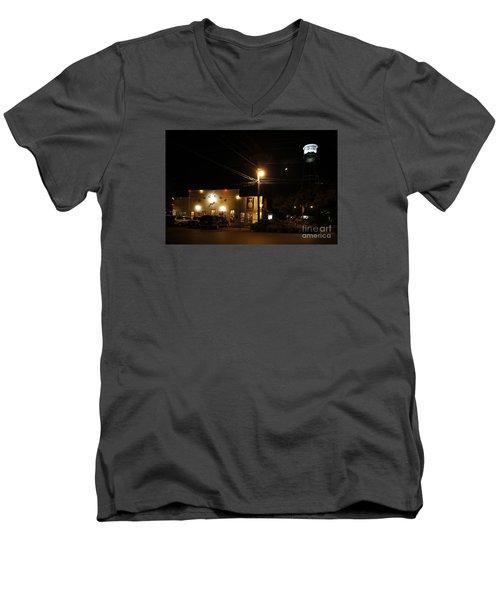 Gruene Hall Men's V-Neck T-Shirt